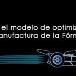 ¿Cómo usar el modelo de optimización de procesos de manufactura de la Fórmula Uno?
