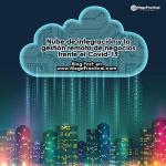 Nube de integración y la gestión remota de negocios frente el Covid-19