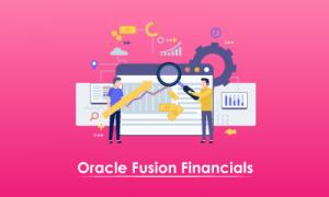 Capacitación y certificación de Oracle Fusion Financials