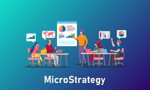 MicroStrategy training